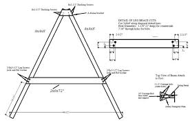 Simple Woodworking Plans Free by Wood Idea Diy Wooden Swing Set Plans Free Pdf Plans