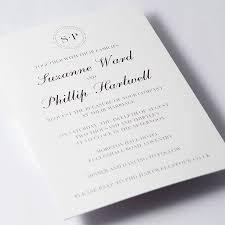 classic wedding invitations attractive classic wedding invitations 1000 images about wedding