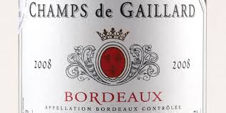your next lesson value bordeaux chs de gaillard bordeaux blend a