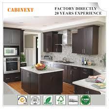 frameless shaker style kitchen cabinets china custom rta modern plywood solid wood kitchen cabinet