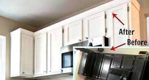 adding crown molding to cabinets audacious cabinet crown molding ideas add crown molding to kitchen