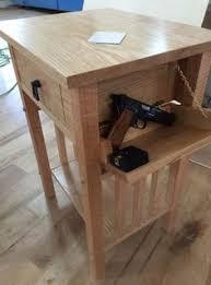 night stand gun vault failure 1911forum diy home u0026 decor