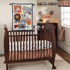 Monkey Crib Bedding Set by Sports Played By Safari Animals Baby Crib Bedding Baby Boys Will
