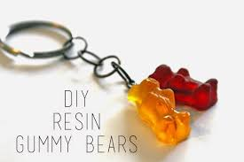 make your own gummy bears projects diy resin gummy mold