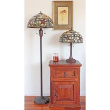Tiffany Table Lamps Lighting Ideas Antique Tiffany Floor Lamps Near Small Vintage