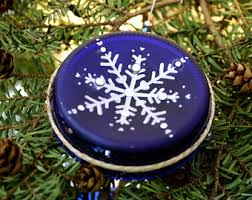 wine ornament etsy
