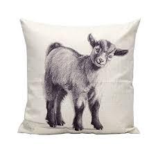 Goat Home Decor Goat Home Decor