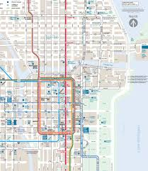 Chicago Bus Routes Map by Maps Update 7001148 Tourist Map Of Downtown Chicago U2013 15