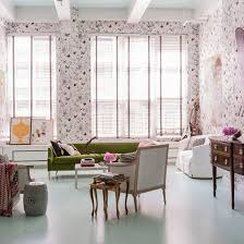 Interior Design Living Room Wallpaper Open Plan Living Room Ideas To Inspire You Ideal Home