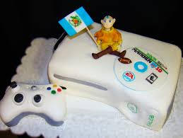 layers of love xbox 360 madden avatar cake