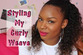 can you show me all the curly weave short hairstyles 2015 styling my curly weave akilah sp youtube