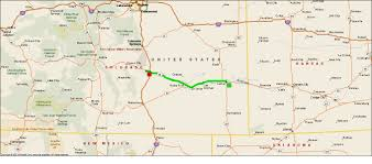 Montrose Colorado Map by Roving Reports By Doug P June 2012