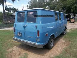 van chevrolet chevrolet chevy van 5 0 1968 auto images and specification