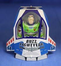 buzz lightyear ornament figurine disney story hallmark 2008 ebay