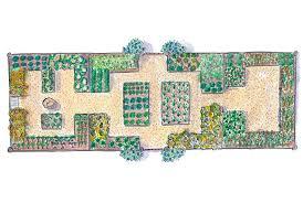 Inside Vegetable Garden by No Fuss Garden Plans Inside Plan Flower Garden Gardensdecor Com