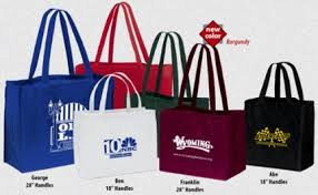 book bags in bulk personalized book totes in bulk cheap promotional recyclable
