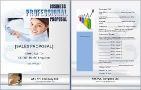 simple sales proposal template sales proposal template free proposal templates