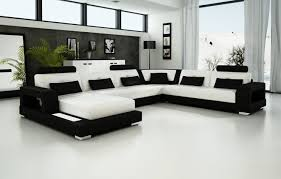 Modern Sofa Ideas Living Room Black And White Home Decor Accessories Interior