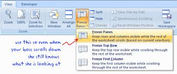 how to make better excel spreadsheets 10 tips to make excel