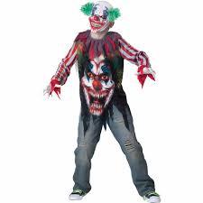 spirit halloween size chart big top terror child halloween costume walmart com