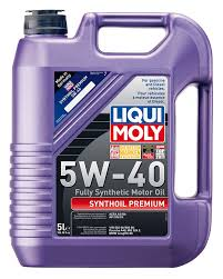 lexus motor oil uae amazon com liqui moly 2041 premium 5w 40 synthetic motor oil 5