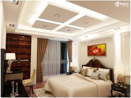 ceiling designs for bedrooms gyproc falseceiling can completely change your bedroom