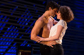 theater review u201cdirty dancing u201d doesn u0027t miss a beat at the