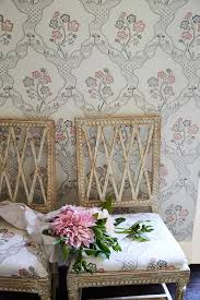 Wallpaper Interior Design Vogue Living And Schumacher Debut An Exclusive Collection Of