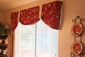 kitchen cabinet valance ideas 2 enhance the window look with