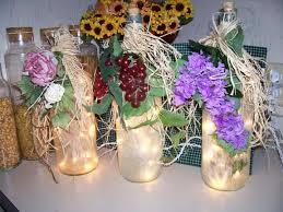Wine Bottles With Lights Lighted Wine Bottles Tutorial