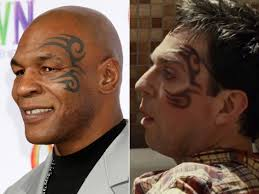 mike tyson face tat artist sues hangover 2 producers street