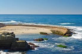 San Diego Beaches Map by Best Beaches In La Jolla Ca California Beaches
