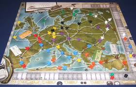 Europe Map Games by Airlines Europe Kapitiboardgamers