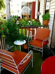Small Outdoor Garden Ideas Outdoor Furniture For Small Apartment Balcony Small Apartment