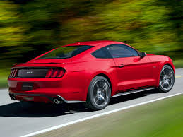 ford mustang 4 cylinder 2017 ford mustang price photos reviews safety ratings