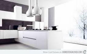Modern White Kitchen Designs Kitchen Modern White Kitchen And Decor