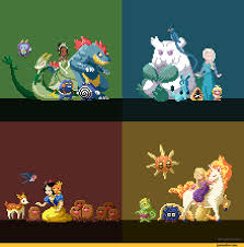 Princess Trainer Game - pokemon gif find share on giphy
