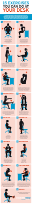 Office Workouts At Desk How To Squeeze In More Exercise No Matter How You Re Stuck At