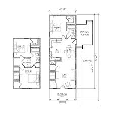 narrow lot plans narrow lot floor plans single coastal house plans home act