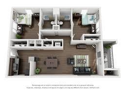 floor plans for 2 bedroom apartments kansas state university apartments 2 bed 2 bath collegiate villa