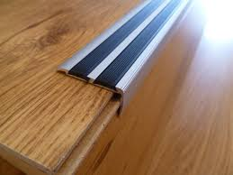 Stair Nosing Laminate Flooring The Advantages Of Installing Slip Resistant Stair Nosings