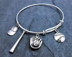 baseball jewelry baseball jewelry etsy