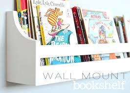 Diy Wall Bookshelves Bookcase White Bookcase Wall Mounted Wall Mounted Bookcase Ikea