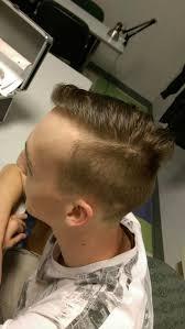 stylist myself boyfriend u0027s haircut with a hard part tulsa tech
