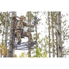 guide gear xl hang on tree stand 30 x 36 177438 hang on tree