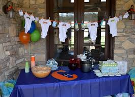 bow tie themed baby shower baby shower