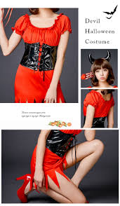 red witch halloween costume osharevo rakuten global market costume play devil goblin