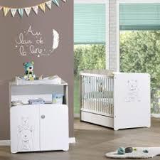 image chambre bebe chambre bébé lit matelas armoire commode à langer la redoute