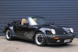 porsche cabriolet turbo sold porsche 930 turbo cabriolet auctions lot 19 shannons