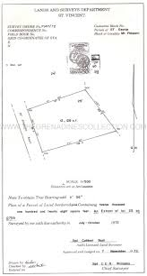 Montana Cadastral Map by Mount Pleasant Land Argyle St Vincent Real Estate Property